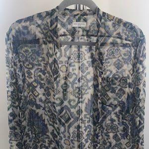 ✨NWOT✨ Dries Van Noten Patterned Dress Shirt